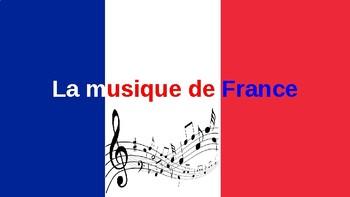 Musique en France