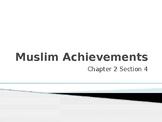 Muslim Achievements