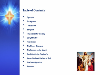Religion - Key Figures - Jesus the Christ - Son of God
