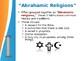Muslim Civilizations - The Teachings of Islam