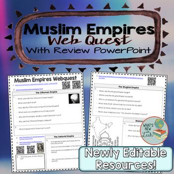 Muslim Empires Webquest