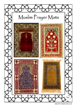 Muslim Prayer Mats An Info Guide And Craft Activity By The