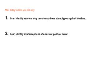 Muslim Stereotypes in the Media