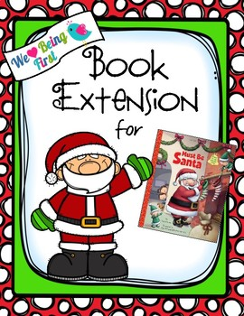 Must Be Santa Book Extension
