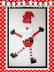 Must Be Santa Glyph - with Writing Option