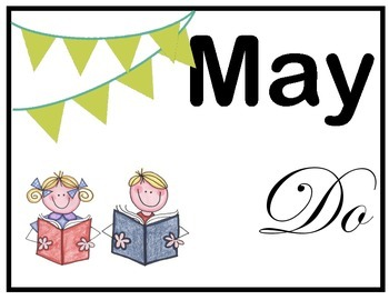 Must-Do May-Do Headers
