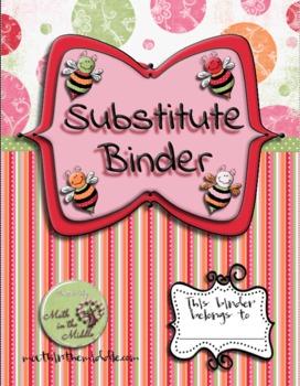 Must Have Sub Binder!