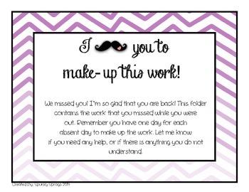 Mustache Absent Folders