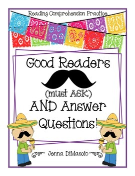 Reading Comprehension Practice - Asking and Answering Questions