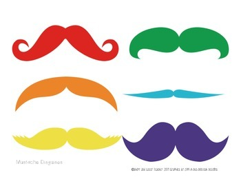 Mustache Baby Miscellaneous FREEBIE