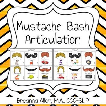 Mustache Bash Articulation