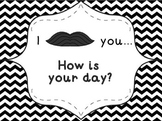 Mustache Behavior Clip Chart (UPDATED)