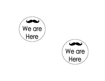 Mustache Location