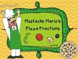 Mustache Mario's Fraction Pizza