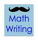 Mustache Math Daily Five