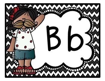 Mustache Theme Classroom Resources