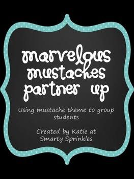 Mustache Theme Partners