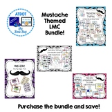 Mustache Themed LMC Bundle