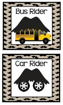 Mustache Transportation