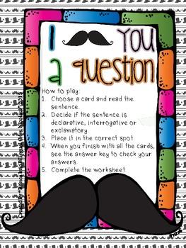 Mustache Unit: fact/opinion,Homophones, sentences; MATH facts, measur, money