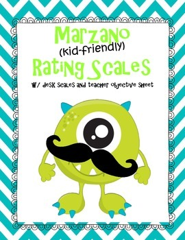 Mustache/Monster Learning Scales