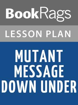 Mutant Message Down Under Lesson Plans