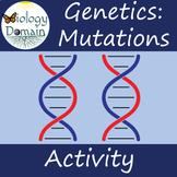 Genetics: Mutation Activity