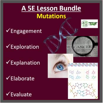 Mutations - 5E Lesson Bundle