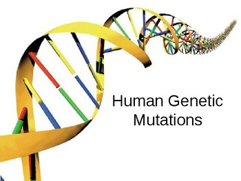 Mutations Power Point