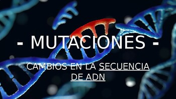 Mutations Presentation - Spanish
