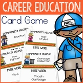 Community Helper Counseling Game: Career Counseling Activity