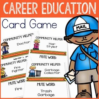 Mute: Community Helpers/Career Education Game