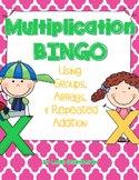 Mutiplication BINGO