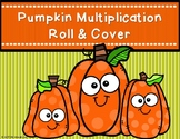 Mutiplication Roll and Cover {Pumpkin Theme)