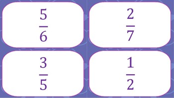 Mutiply Fractions by a Whole Number Game