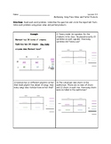 Mutiplying 2-Digit  by 2-Digit Numbers Using Area Model an
