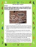 Mutli-Genre Report (Social Studies and ELA) Cross Curricular