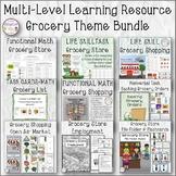 Mutli-Level Resource Bundle-Grocery Store Theme