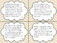 Mutli-Step Problem Solving Task Cards