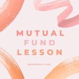 Mutual Funds Lesson Plan (PPT + Activity)
