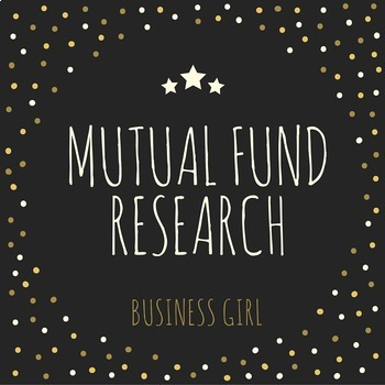 Mutual Fund Internet Research Activity