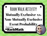 Mutually Exclusive vs. Non-Mutually Exclusive Event Probability