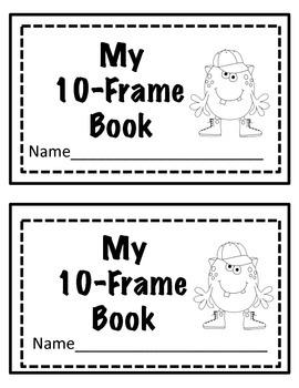 My 10-Frame Book
