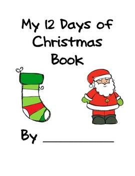 My 12 Days of Christmas Book