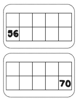 My 120 Counting Book (First Grade, 1.NBT.1)