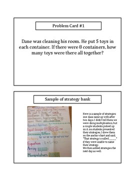 My 1st 5 Lessons: Grade 3 Multiplication