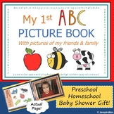 My 1st ABC Picture Book