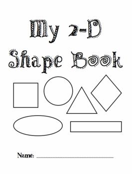 My 2-D Shape Book