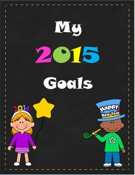 My 2015 New Year's Goals