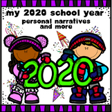 My 2019 Happy New Year School Goals Personal Narrative